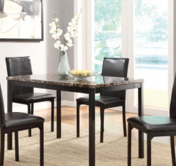 Tempe Dining Table by Homelegance