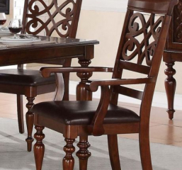 Creswell Arm Chair by Homelegance