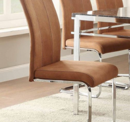 Watt Side Chair by Homelegance