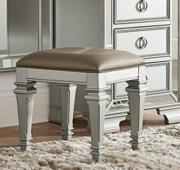 Avondale Vanity Stool by Homelegance