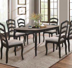 Coring Dining Table by Homelegance