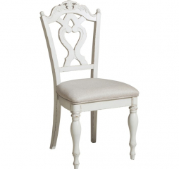 Cinderella Desk Chair by Homelegance