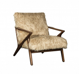 Sanibel Wood Accent Chair by Jonathan Louis