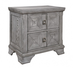 Mayodan Nightstand by Homelegance