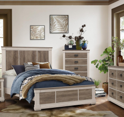 Arcadia Bed by Homelegance