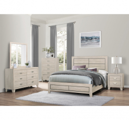 Quinby Bed in a Box by Homelegance
