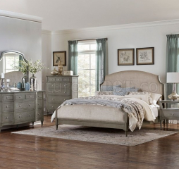 Albright Bed by Homelegance