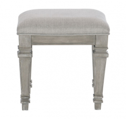 Colchester Vanity Stool by Homelegance