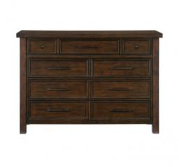 Logandale Dresser by Homelegance