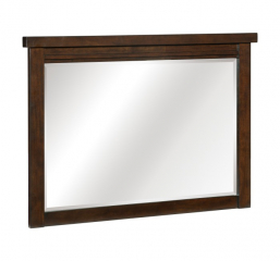 Logandale Mirror by Homelegance