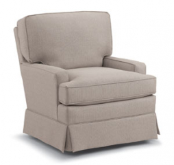 Rena Swivel Glider Chair by Best Home Furniture