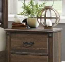 Beaver Creek Nightstand by Homelegance