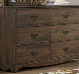 Beaver Creek Dresser by Homelegance