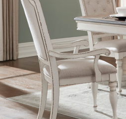 Willowick Arm Chair by Homelegance