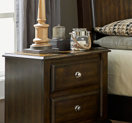 Fostoria Nightstand by Homelegance