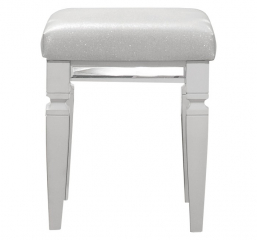 Tamsin Vanity Stool by Homelegance