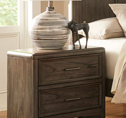 Seldovia Nightstand by Homelegance