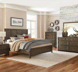 Seldovia Bed by Homelegance