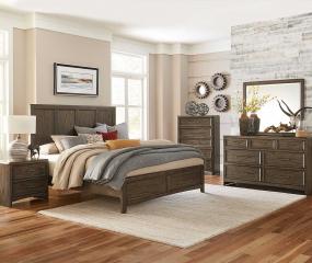Seldovia Bed by Homelegance