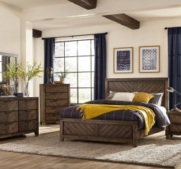 Parnell Bed by Homelegance