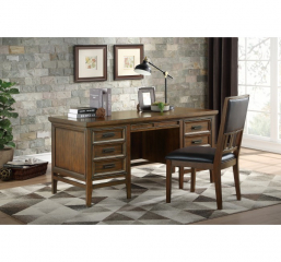 Frazier Park Executive Desk by Homelegance
