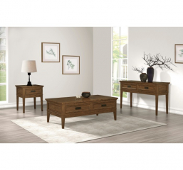 Frazier Park End Table by Homelegance