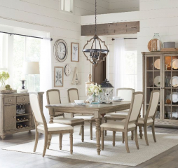 Grayling Downs Dining Table by Homelegance