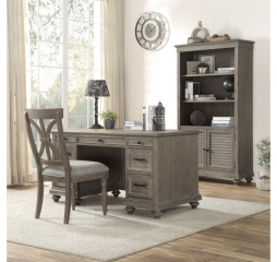 Cardano Executive Desk by Homelegance