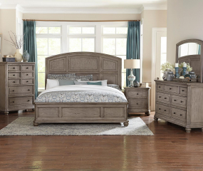 Lavonia Bed by Homelegance