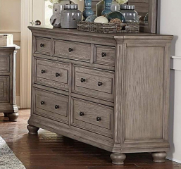 Lavonia Dresser by Homelegance