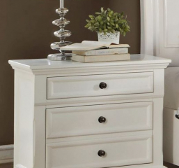 Laurelin Nightstand by Homelegance