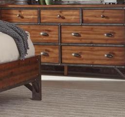 Holverson Dresser by Homelegance