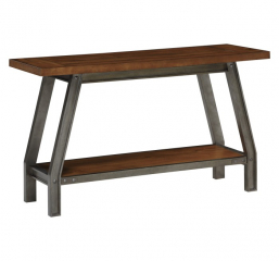 Holverson Sofa Table by Homelegance