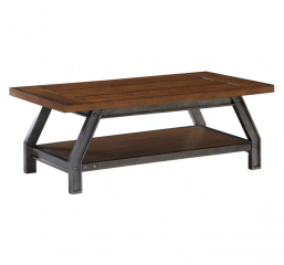 Holverson Cocktail Table by Homelegance