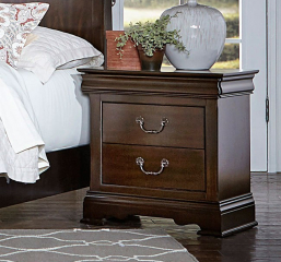 Clematis Nightstand by Homelegance