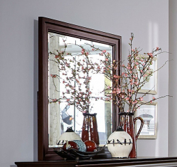 Clematis Mirror by Homelegance