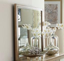 Kalette Mirror by Homelegance