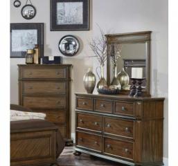 Langsat Dresser by Homelegance