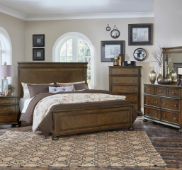 Langsat Queen Bed by Homelegance