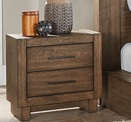 Korlan Nightstand by Homelegance
