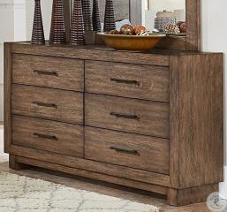 Korlan Dresser by Homelegance