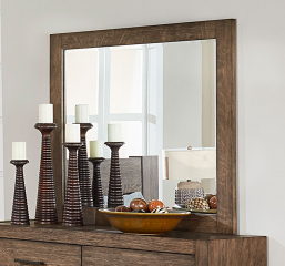 Korlan Mirror by Homelegance