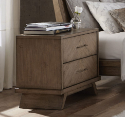 Liatris Nightstand by Homelegance