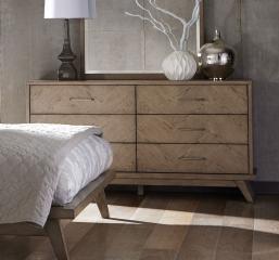 Liatris Dresser by Homelegance