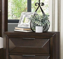 Chesky Nightstand by Homelegance