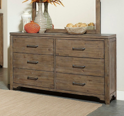 Lyer Dresser by Homelegance