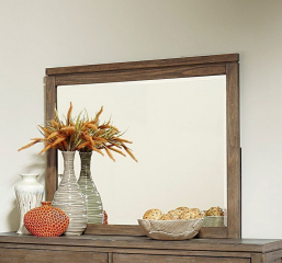 Lyer Mirror by Homelegance