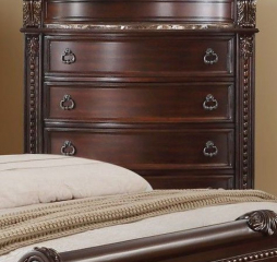 Cavalier Chest by Homelegance