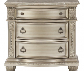 Cavalier Nightstand by Homelegance