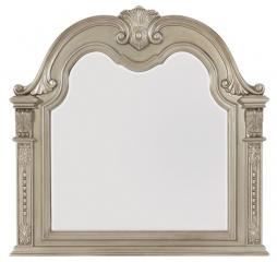 Cavalier Mirror by Homelegance